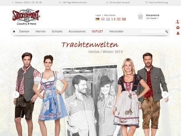 Trachten & Dirndl Onlineshop